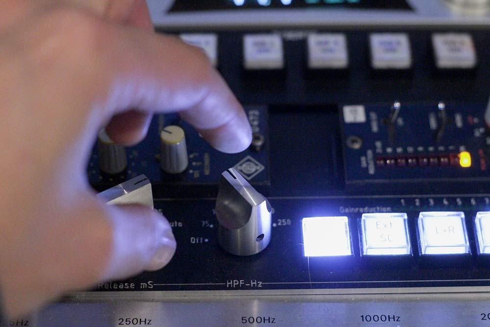 TK-Audio BC-2ME & Neumann U473