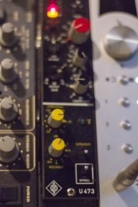 Neumann U473 mastering compressor
