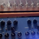 Tube EQ Pultec style, stereo dual EQP 2 channel