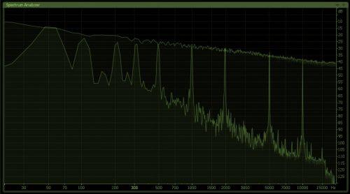 pink noise vs landr